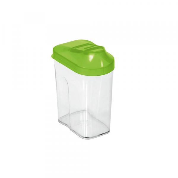 Кутия дозатор 0,5л зелена