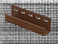Контурен профил за сайдинг натурален Кедър 3.05 м
