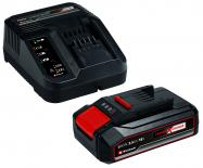 Комплект зарядно+ батерия 2.5Аh PXC Einhell