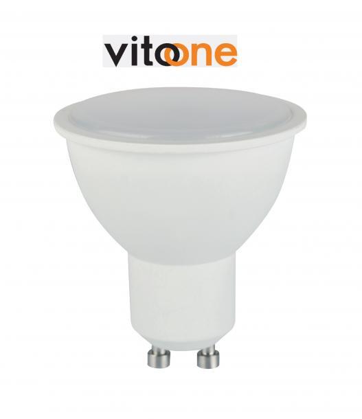 LED  крушка 8.5W GU10 6400K 723LM