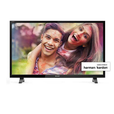 Телевизор Sharp LED LC-49CFE6002E