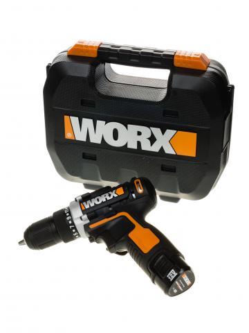 Акумулаторен винтоверт WORX WX128 4