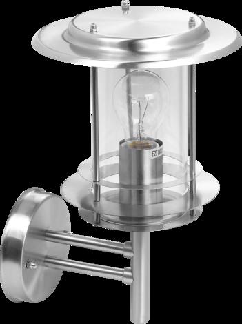 Външна лампа Odense инокс