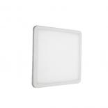 LED панел за вграждане 15W 1330lm 4000K IP44, квадрат