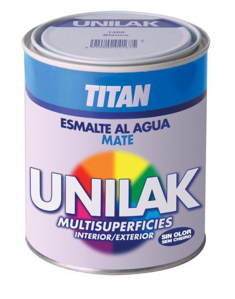 Емайллак Unilak мат 1401 0.75 л