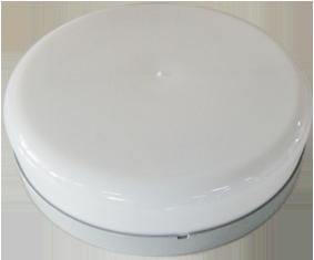 LED Плафон 30W 1800Lm IP54 сив