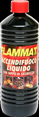 FLAMMAT течност за разпалване