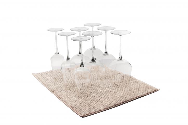 Микрофибърна подложка за съдове 51 х 38 см