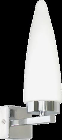 Лира, Лампа за баня IP44, хром