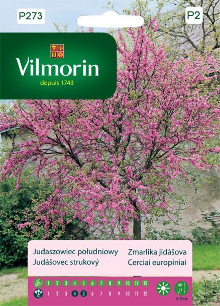 Вилморин семена Див Рожков (Дървото на Юда)