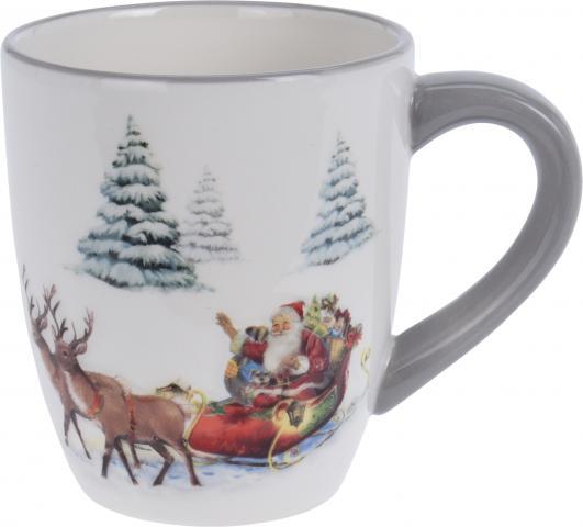 Чаша Ретро Коледа