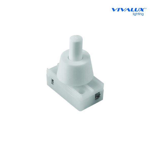 Прекъсвач VIVALUX бял