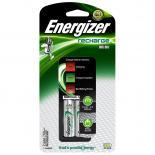 Зарядно устройство Energizer Mini 2000mAh + 2бр.AAА