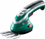 Акумулаторна ножица за трева Bosch ISIO