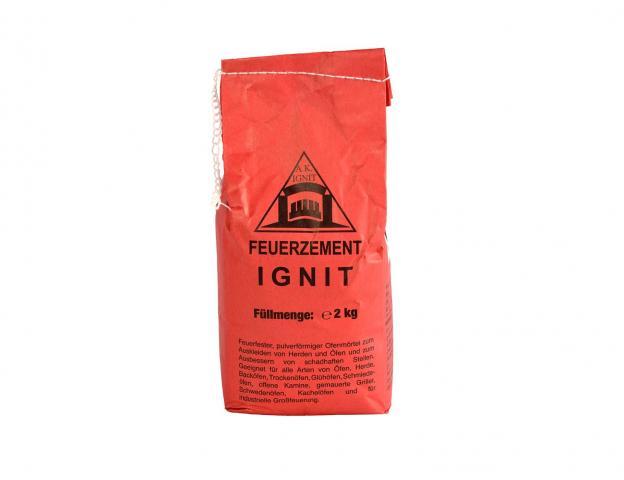 Огнеупорен цимент Ignit 2 кг