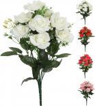 Изкуствен букет рози