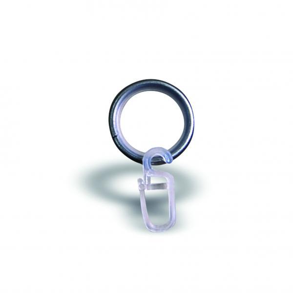 Безшумни халки силикон 16 мм 10бр. сатен