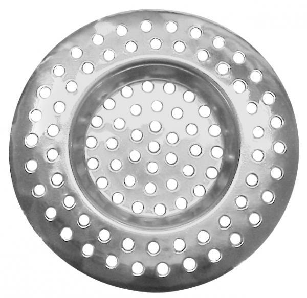 Цедка за мивка неръждаема 7.5 см