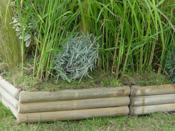 Дървена оградка Bocage