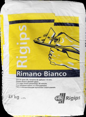 Гипсова шпакловка RIMANO BIANCO 20 кг