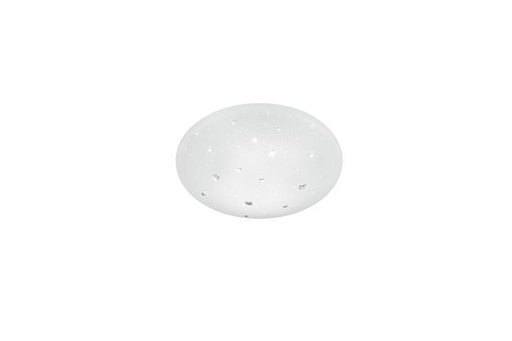 LED плафониера ACHAT Ф 27.5cm 11.5W IP44