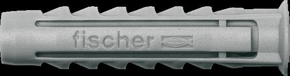 Найлонов дюбел с 4-кратно разтваряне Fischer