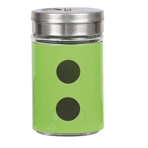 Солница 5x8 см, зелен
