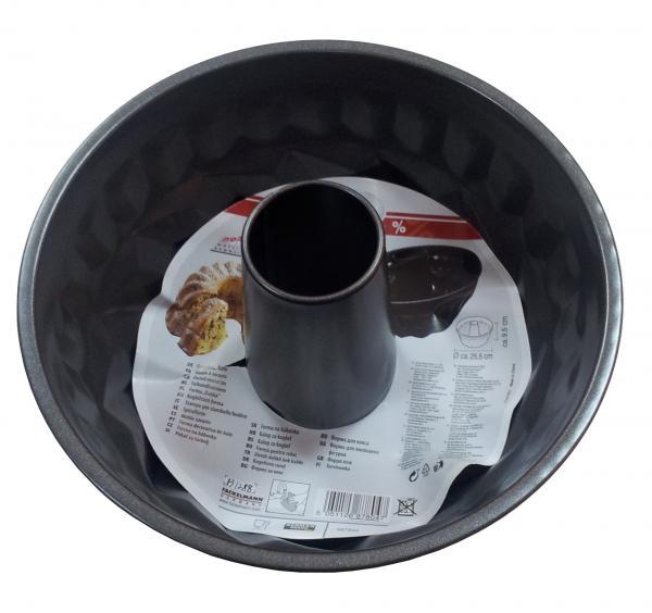 Форма за печене, кръг,25см,25,5x9,5 Probus
