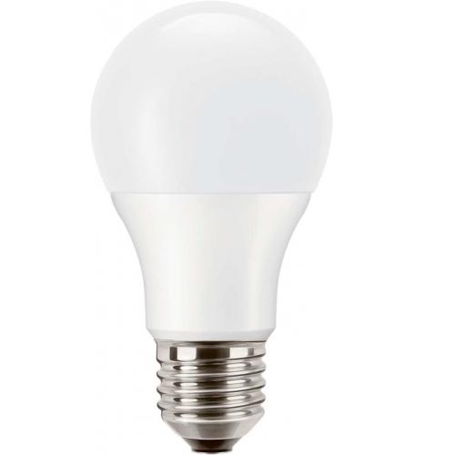 LED крушка PILA 9.5W  E27  топла 2700