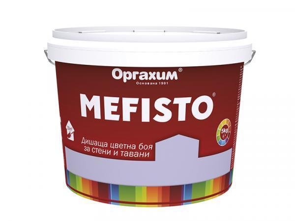 Интериорна боя Мефисто 5 кг, люляков цвят