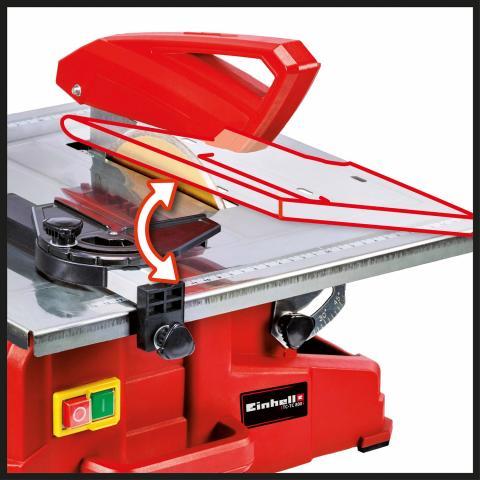 Машина за рязане на плочки Einhell TC-TC 800 2