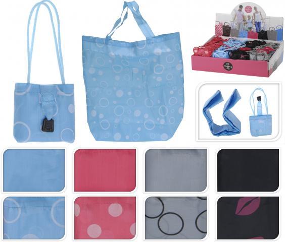 Сгъваема чанта, текстилна