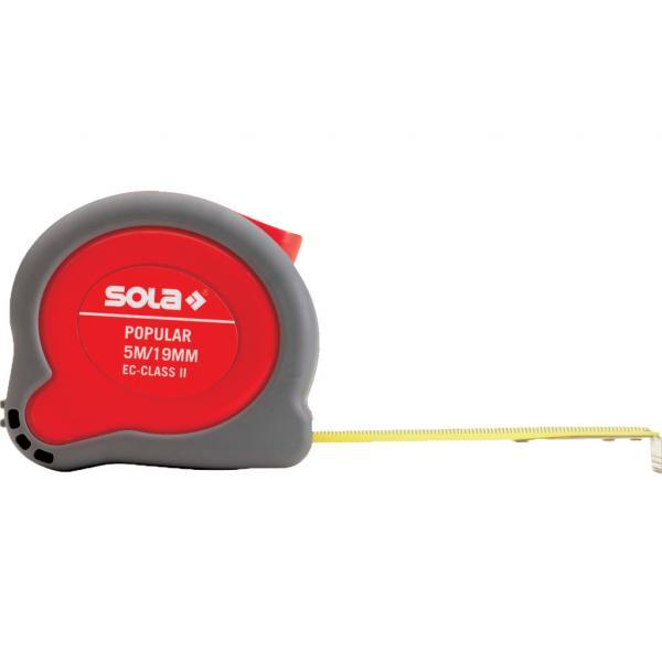 Ролетка SOLA 5м