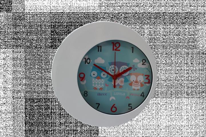 Часовник светло син