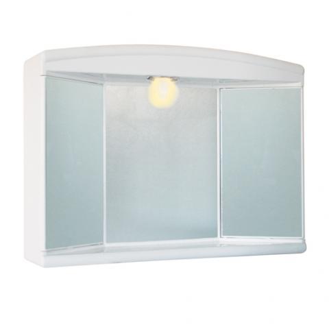 Огледален шкаф ПРИЗМА с осветление