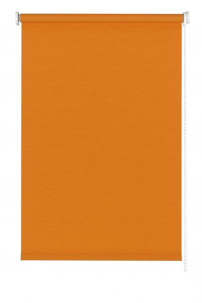 Текстилна щора роло 72,5х150 см мандарина