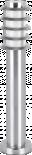 Външна лампа Malmo 45см