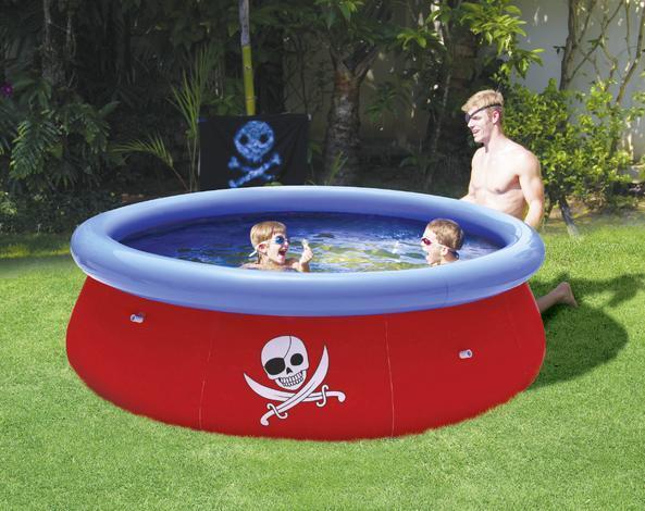 3D детски басейн ''Пирати''