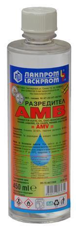 Разредител АМВ 970мл