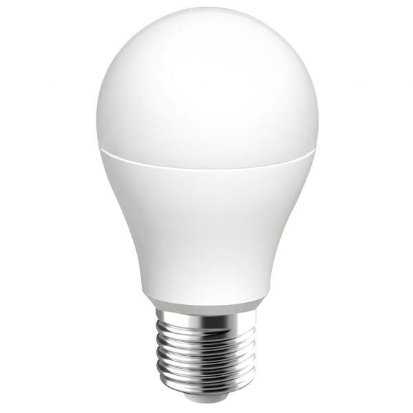 LED крушка E27 10W A60  неутрална светлина