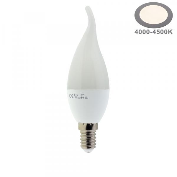 LED крушка E14 BX37 6W 4500K