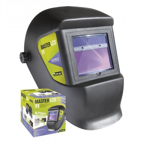 Соларна маска за заваряване LCD Master 11