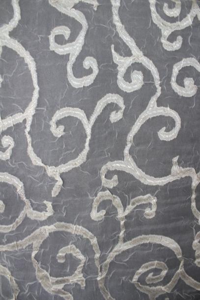 Перде Fabric LANOSSA 280 cm бяло