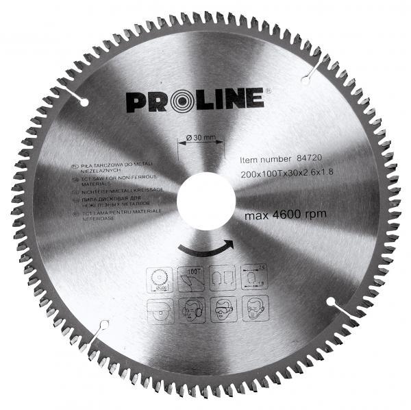 Циркулярен диск за алуминий Proline