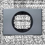 Рамка единична сребро антик 80х120 EON