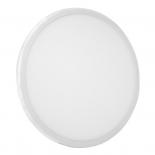 LED панел за вграждане 15W 1330lm 4000K IP44, кръг