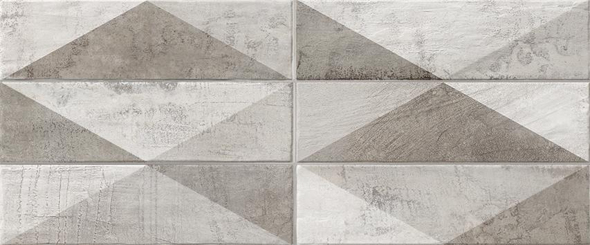 Фаянс Pietra Pompea Bricks Decor 25x60