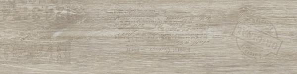 Гранитогрес LIVERPOOL CREAM STAMPED 15,5x62