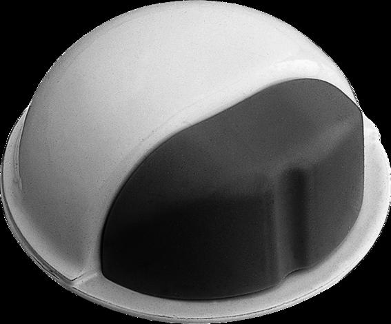 Стопер самозалепващ модел 401 бяло и сиво 5986В