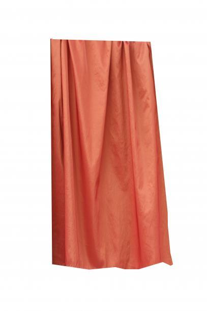 Перде Royal тафта 300 см оранжево